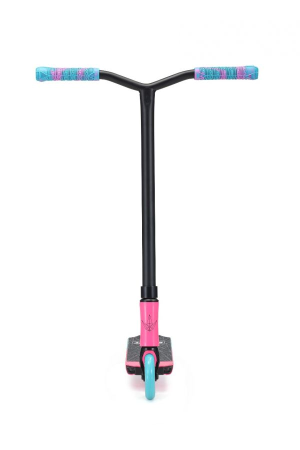 Blunt Envy ONE S3 Complete Pro Scooter Pink and Teal Bar